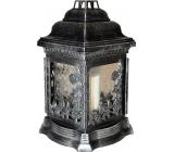 Admit Lampa skleněná katedrála s květinovým motivem 25 cm 36 hodin 100 g LA 207 KAT RO2 SR