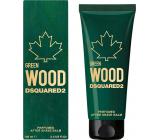 Dsquared2 Green Wood balzám po holení pro muže 100 ml