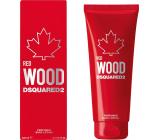 Dsquared2 Red Wood tělové mléko pro ženy 200 ml