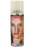 Goodmark Hair Glitter Gold lak na vlasy Zlatý sprej 125 ml