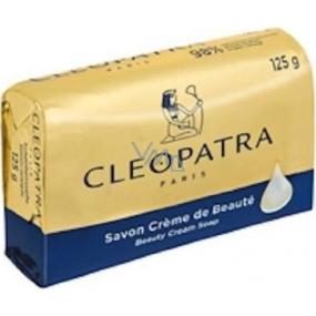 Cleopatra luxusní toaletní krémové mýdlo s parfémem 125 g
