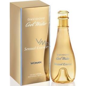 Davidoff Cool Water Sensual Essence parfémovaná voda pro ženy 50 ml