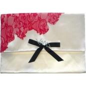 Christina Aguilera Red Sin taštička na spodní prádlo 30 x 22 x 1 cm 1 kus
