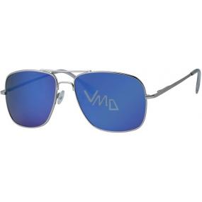 Nac New Age A10266-stříbrné sluneční brýle