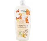 Bohemia Gifts Med a Kozí mléko krémová koupelová pěna 500 ml