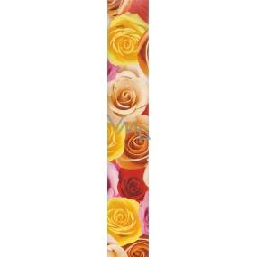 Nekupto Balící papír Klasik 823 30 BF růže 70 x 150 cm