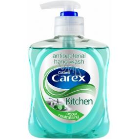 Carex Kitchen kuchyňské antibakteriální tekuté mýdlo 250 ml