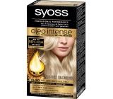 Syoss Oleo Intense Color barva na vlasy bez amoniaku 10-50 Popelavá blond