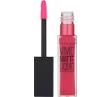 Maybelline Color Sensational Vivid Matte Liquid Lipstick lesk na rty 40 Berry Boost 7,7 ml