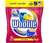 Woolite Color gelové kapsle na barevné prádlo 28 kusů