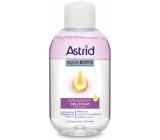 Astrid Aqua Biotic dvoufázový odličovač očí a rtů 125 ml