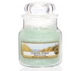 Yankee Candle Coastal Living - Život na pobřeží vonná svíčka Classic malá sklo 104 g
