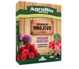 AgroBio Trumf Okrasné rostliny přírodní granulované organické hnojivo 1 kg