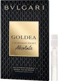 Bvlgari Goldea the Roman Night Absolute parfémovaná voda pro ženy 1,5 ml s rozprašovačem, vialka