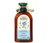 Green Pharmacy Heřmánek a Lněný olej kondicionér pro barvené a melírované vlasy 300 ml