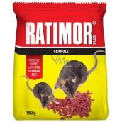 Ratimor Plus granule na hubení hlodavců sáček 150 g