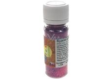 Art e Miss Sypací glitr pro dekorativní použití Růžová fuchsiová 14 ml