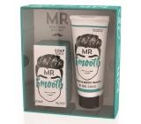 Somerset Toiletry Pan Uhlazený toaletní mýdlo 150 g + mycí gel na tělo a vlasy 100 ml, kosmetická sada