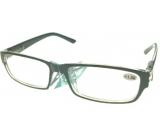 Berkeley Čtecí dioptrické brýle +1,5 plast černé 1 kus MC2062
