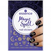 Essence Magic Spell Nail Stickers nálepky na nehty 39 kusů