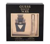 Guess Seductive Noir for Women toaletní voda pro ženy 30 ml + toaletní voda 15 ml, dárková sada