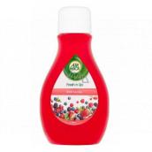 Air Wick Fresh n Up Wild Berries - Lesní plody s knotem tekutý osvěžovač vzduchu 375 ml