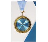Albi Papírové přání do obálky Přání s medailí - Úžasný v každém směru