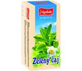 Apotheke Zelený čaj působí jako antioxidant a přispívá k normální činnosti srdce 20 x 1,5 g