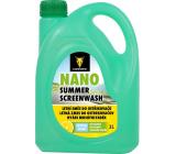 Coyote Nano letní kapalina do ostřikovačů, bez barviv 2 l