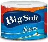 Big Soft Natura toaletní papír 1 vrstvý 1000 útržků 1 kus