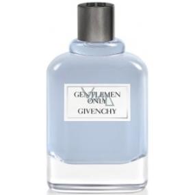 Givenchy Gentlemen Only toaletní voda pro muže 100 ml Tester