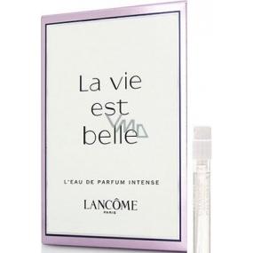 Lancome La Vie Est Belle Intense parfémovaná voda 1,5 ml s rozpračovačem, Vialka
