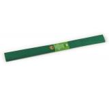 Koh-i-Noor Krepový papír 50 x 200 cm, tmavě zelený