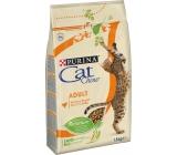 Purina Cat Chow Adult Kuře a krůta kompletní krmivo pro dospělé kočky 1,5 kg