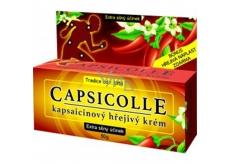 Capsicolle Kapsaicinový hřejivý krém extra silný 50 g