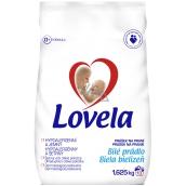Lovela Bílé prádlo Hypoalergenní prací prášek 13 dávek 1,625 kg