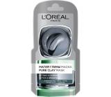 Loreal Paris Pure Clay Detox Mask Intenzivní čisticí pleťová maska 6 ml