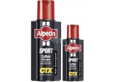 Alpecin CTX Sport Coffein Kofeinový šampon proti vypadávání a na růst vlasu 250 ml + 75 ml, duopack