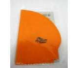 Vulkan plavecká čepice z přírodního latexu hladká velikost 4 1 kus