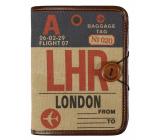 Albi Retro blok nelinkovaný London A5 90 listů