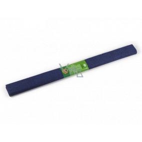 Koh-i-Noor Krepový papír 50 x 200 cm, tmavě modrý