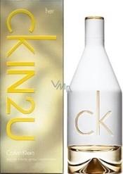 Calvin Klein CK IN2U Women toaletní voda 150 ml