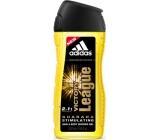 Adidas Victory League 2v1 sprchový gel na tělo a vlasy pro muže 250 ml