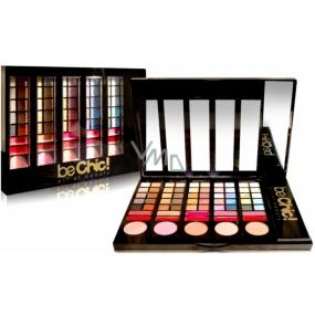 Be Chic! Professional Make-Up Kit, multifunkční kosmetická paleta