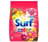 Surf Color Tropical Lily & Ylang Ylang prášek na praní barevného prádla 60 dávek 4,2 kg