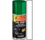 Colorlak Uni univerzální akrylkombinační barva sprej 1000 Bílá 160 ml