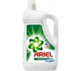 Ariel Mountain Spring tekutý prací gel pro čisté a voňavé prádlo bez skvrn 70 dávek 3,85 l