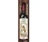 Bohemia Gifts & Cosmetics Merlot červené Veselé Velikonoce dárkové víno 750 ml