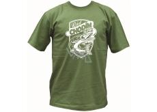 Bohemia Gifts & Cosmetics Rád chodím na ryby bavlněné tričko pro rybáře