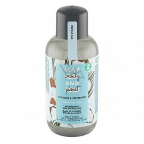 Love Beauty & Planet Kokosová voda a Peppermint ústní voda 250 ml
